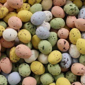 chocolade vogel eitjes