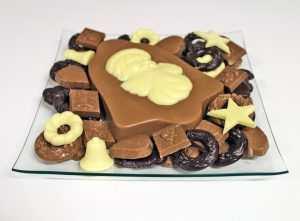 chocolade kerst