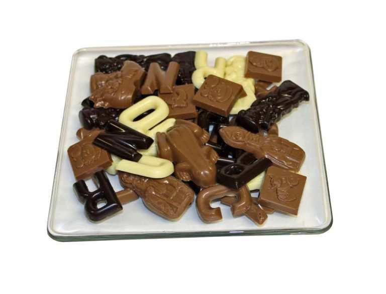 Sinterklaas chocolade floran 350