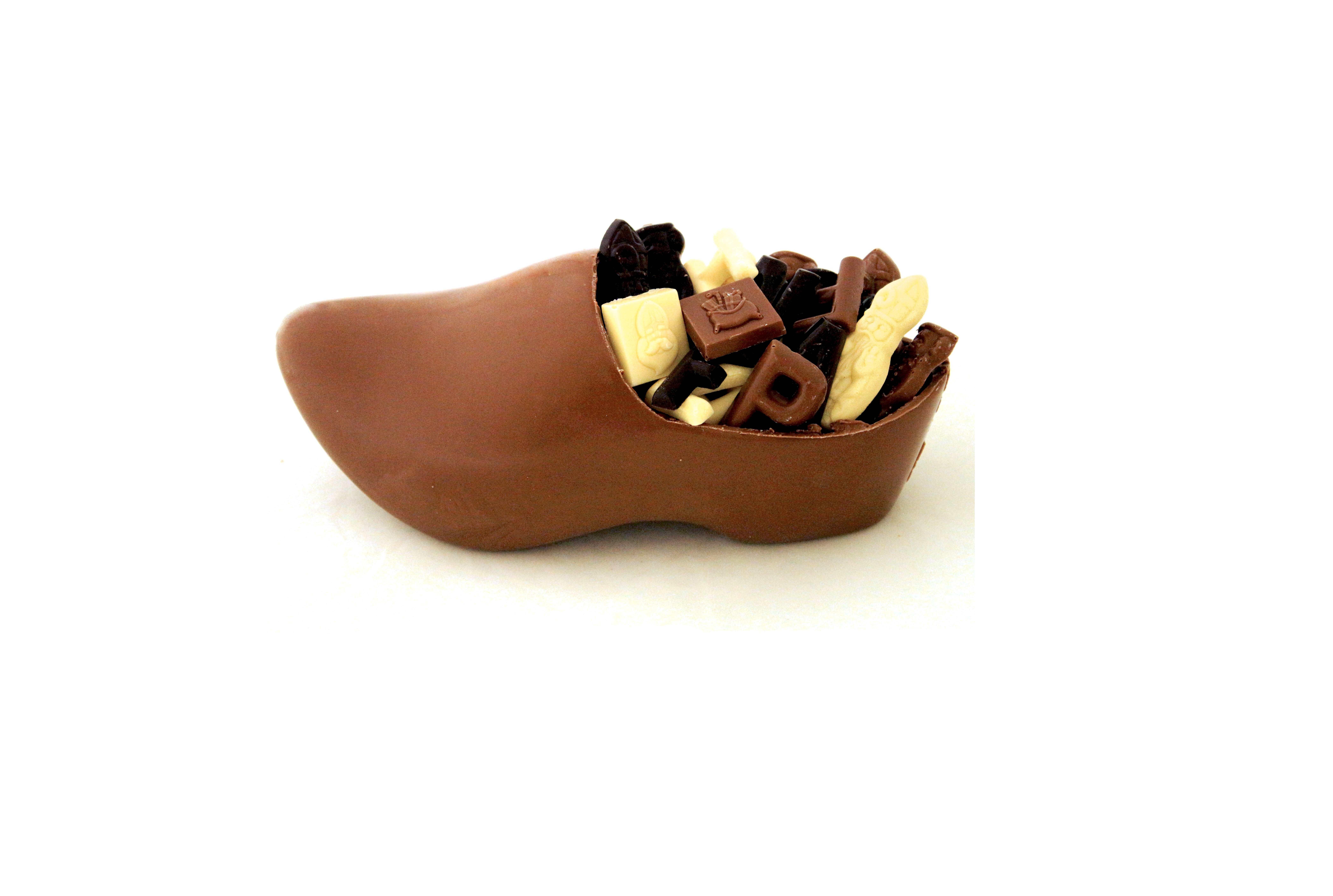 chocolade klomp sinterklaas chocolade