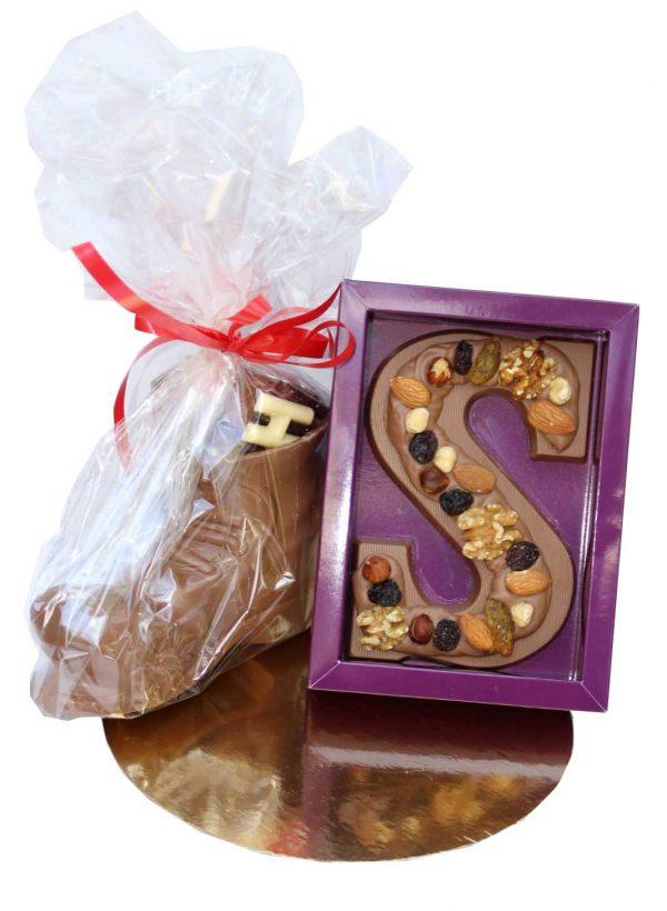 chocolade sinterklaas geschenk