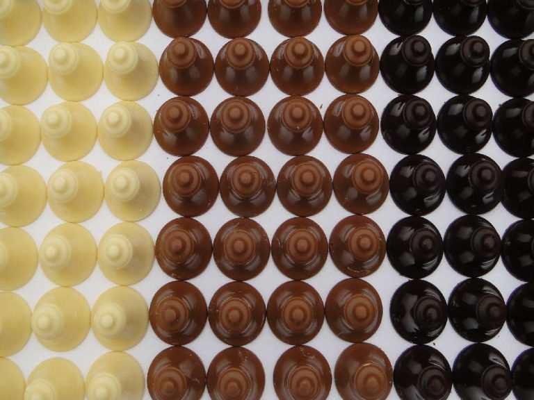 chocolade klokken