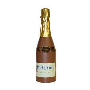 Chocolade Champagne met logo