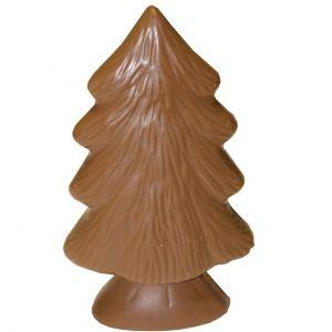 Chocolade Kerstboom 17 cm