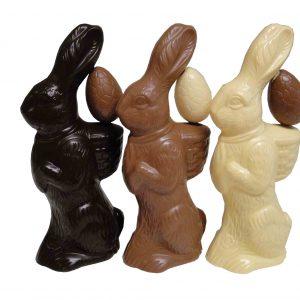 Chocolade Paashaas groot