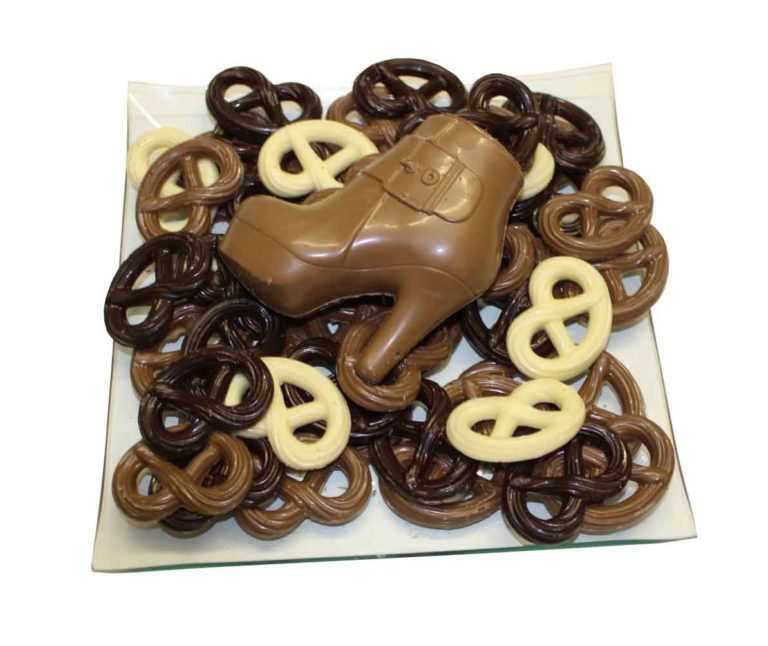 Chocolade hak pump