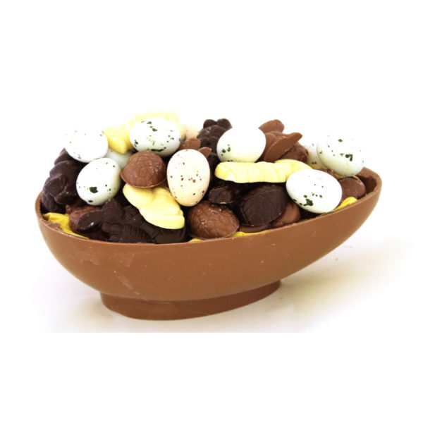 Chocolade ei groot