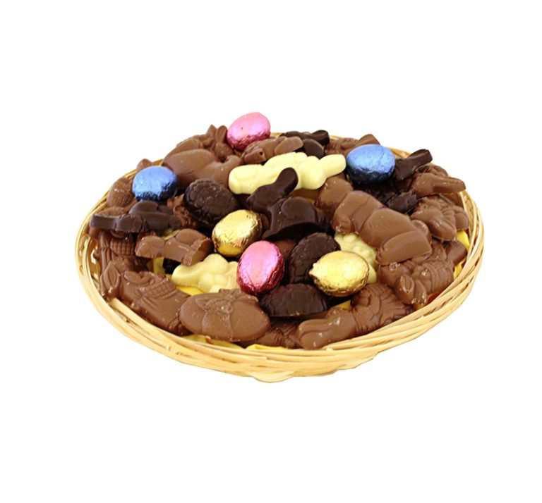 Paas chocolade