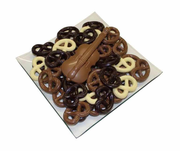 chocolade viool