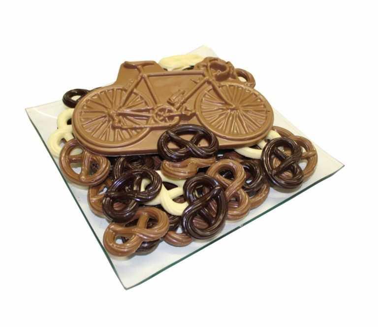 chocolade fiets