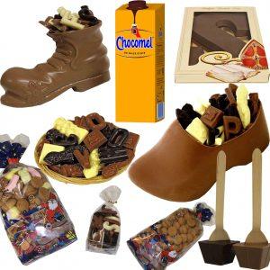 chocola sinterklaas