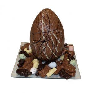 Floran Paaschocolade met groot ei