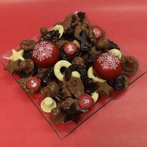 kerst chocolade geschenk