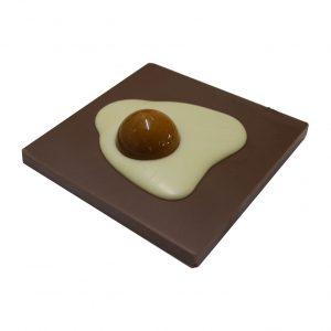 Spiegel ei tablet chocolade
