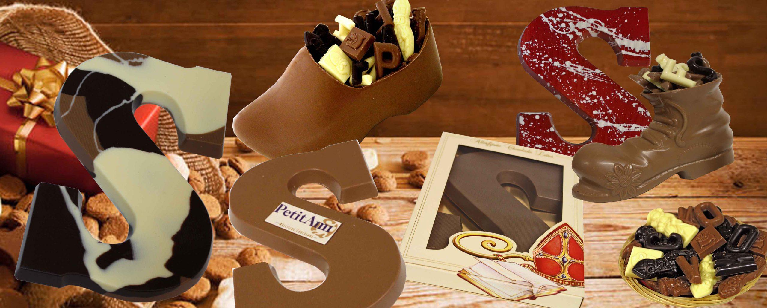 chocolade Sinterklaas geschenken